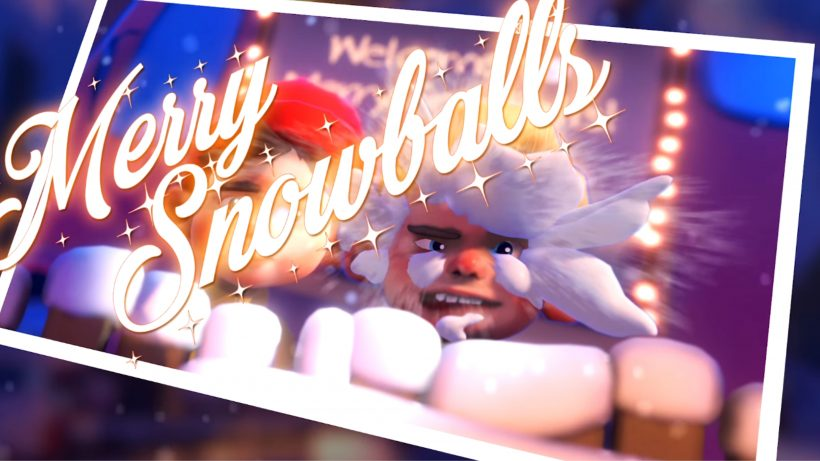 Merry Snowballs on Steam Platform