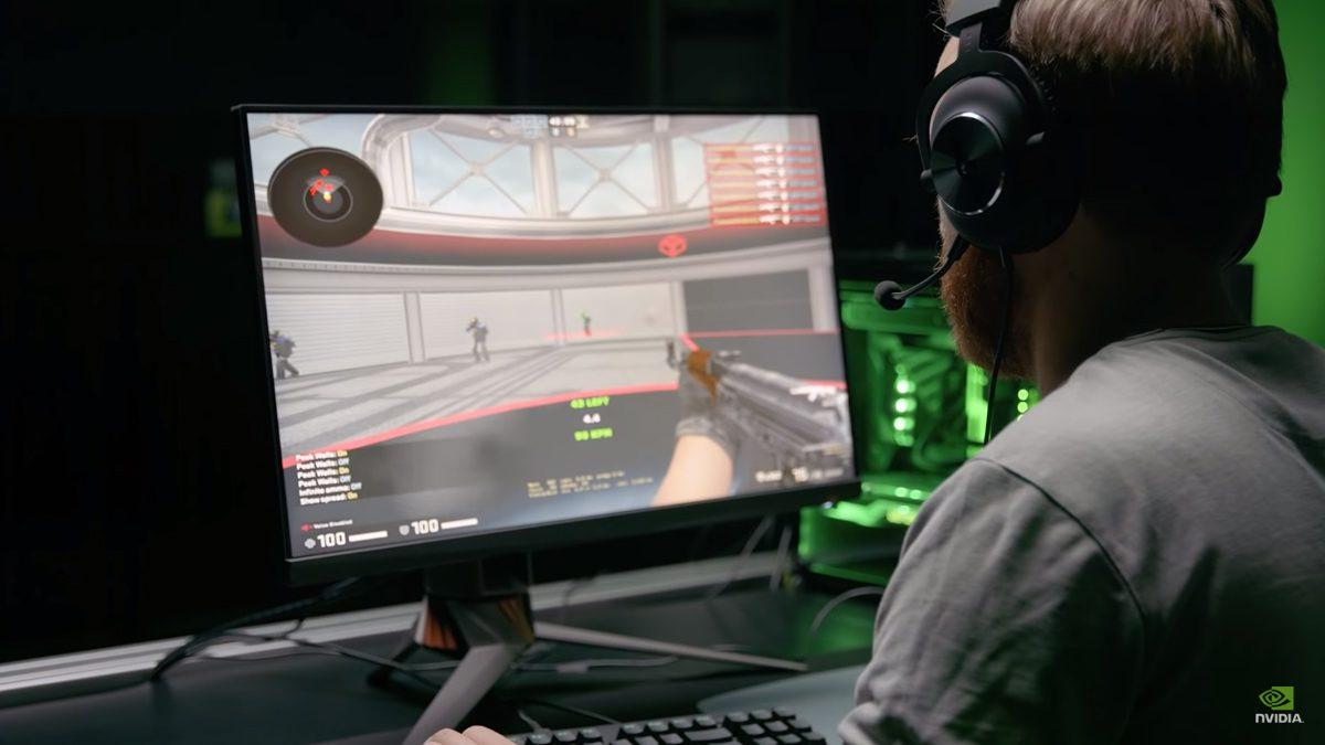 Nvidia G Sync Esports Monitors