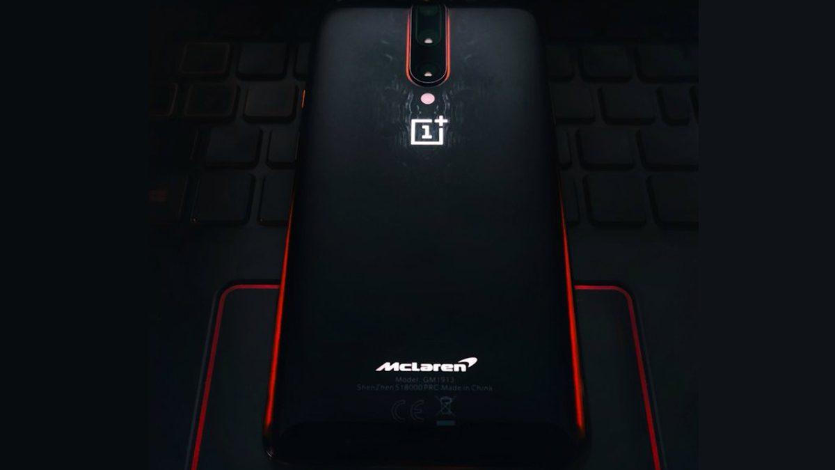 OnePlus McLaren Smartphone