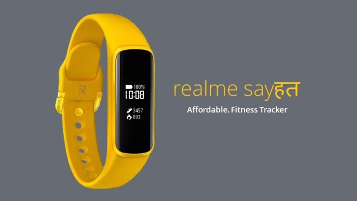Realme Fitness Band