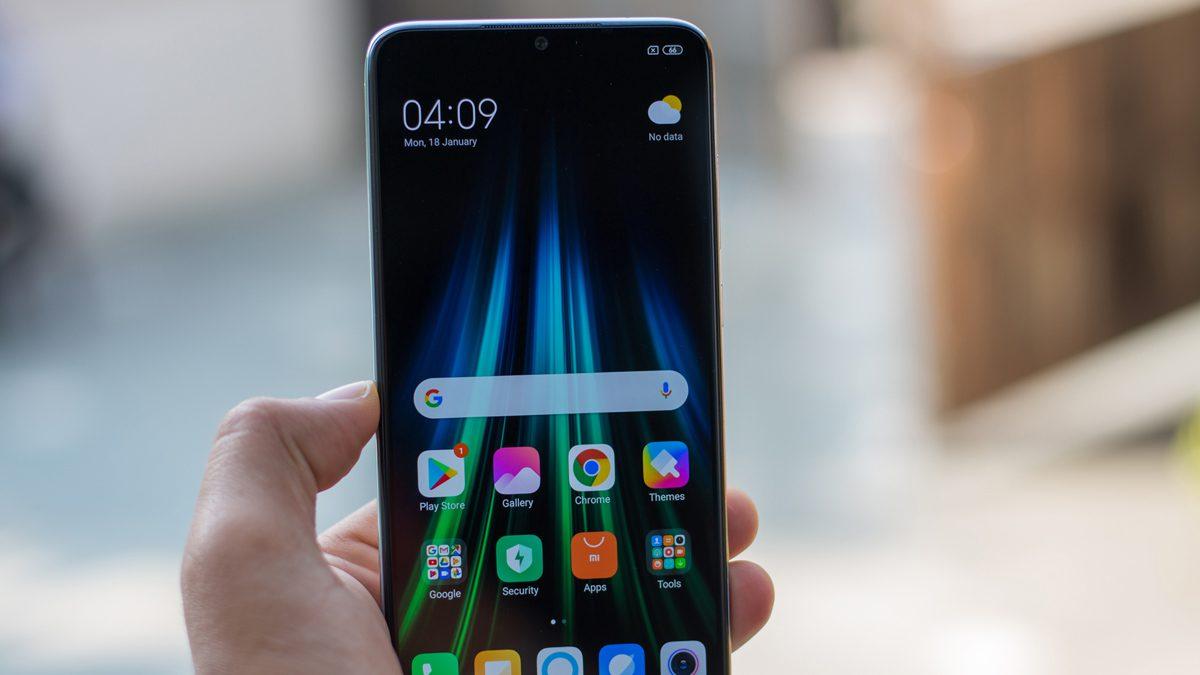 Redmi Note 8 Smartphone