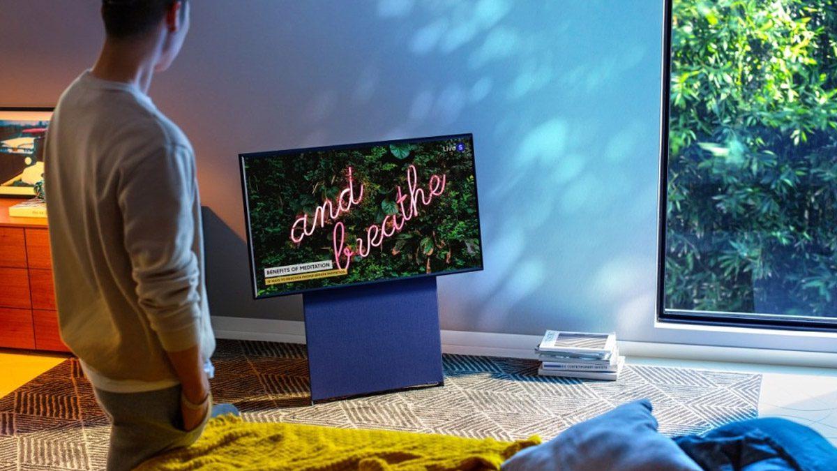 Samsung New TV