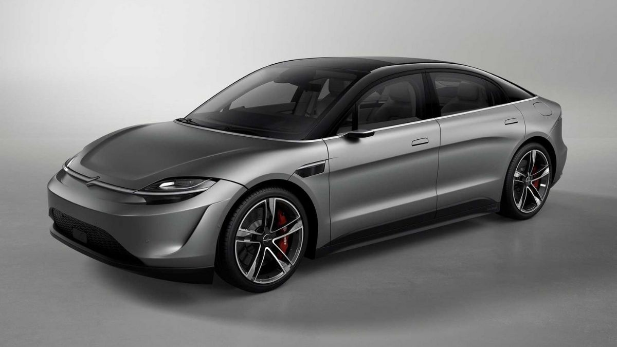 Sony Vision S EV Concept Car