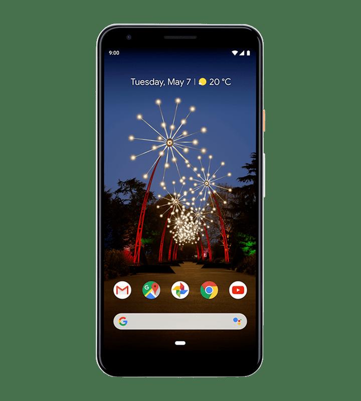 Google Pixel 3A XL Front