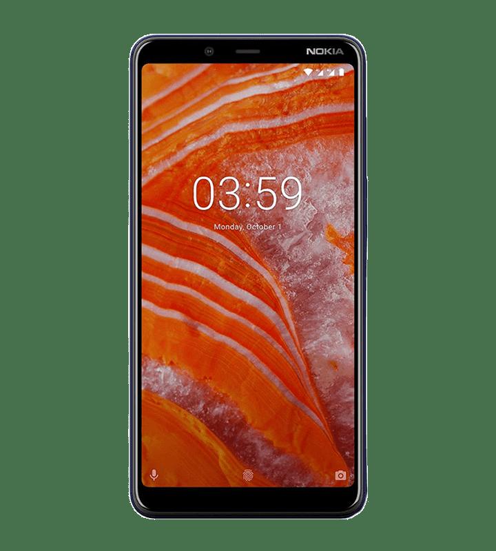 Nokia 3.1 Plus Front