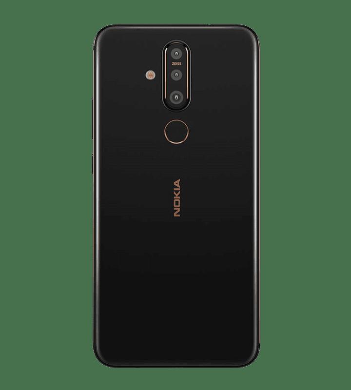Nokia XZ1 Back