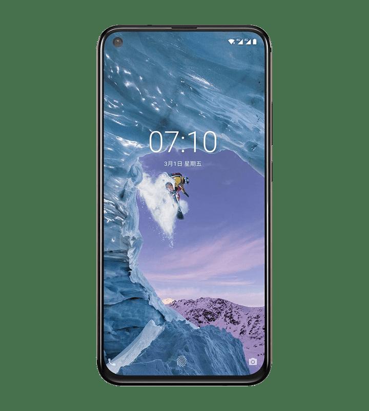 Nokia XZ1 Front