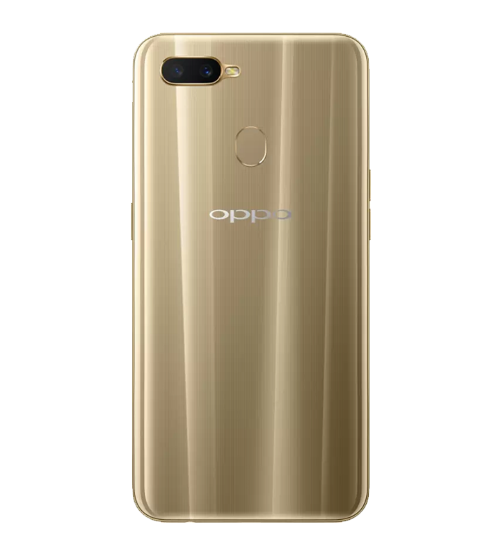 Oppo A7 Back