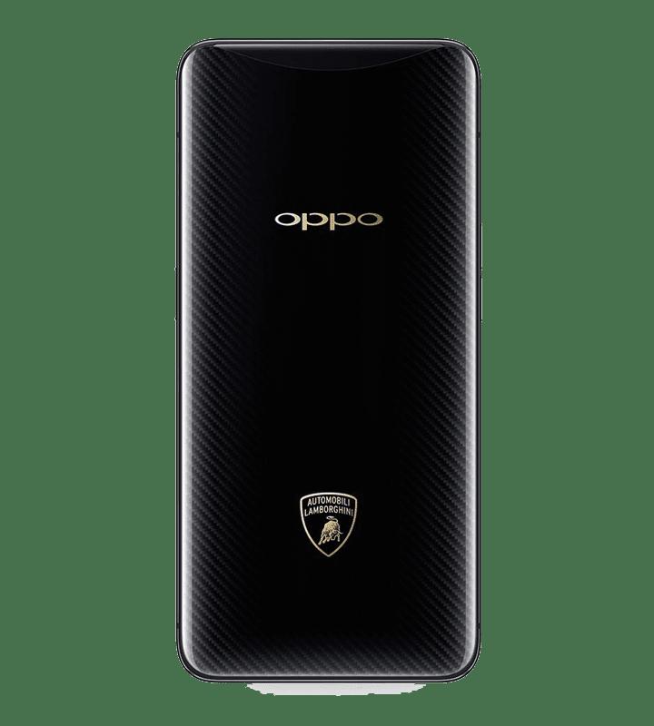 Oppo Find X Lamborghini Back