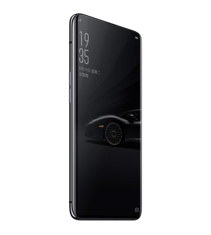 Oppo Find X Lamborghini Display