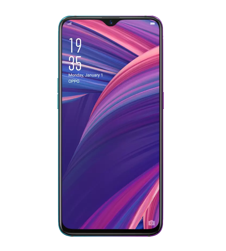 TG Oppo R17 Pro Front