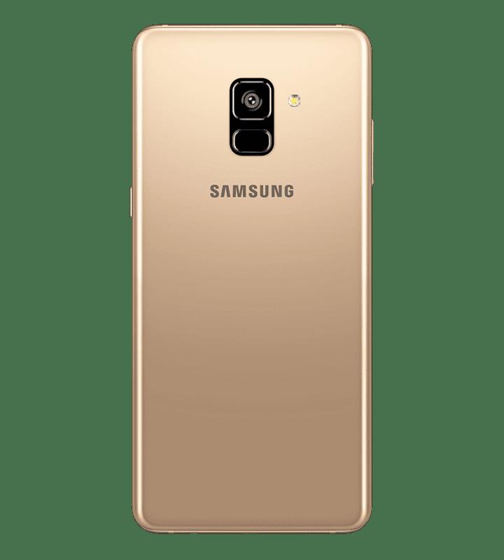 Samsung Galaxy A8+ Back