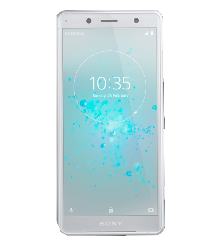 Sony Xperia XZ2 Compact Front