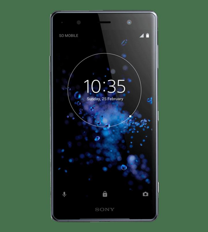 Sony Xperia XZ2 Premium Front