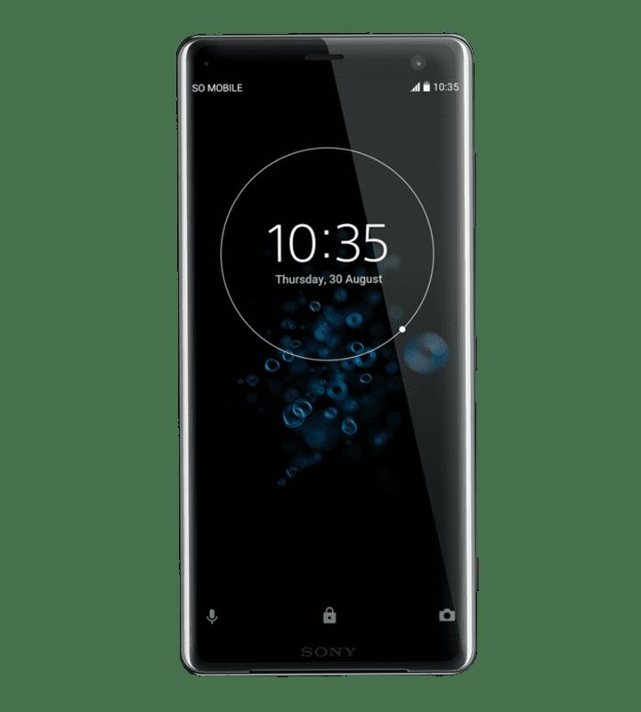 Sony Xperia XZ3 Front