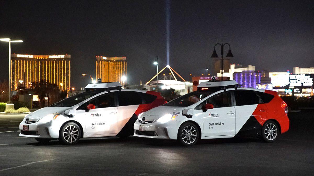 Yandex Autonomous Car