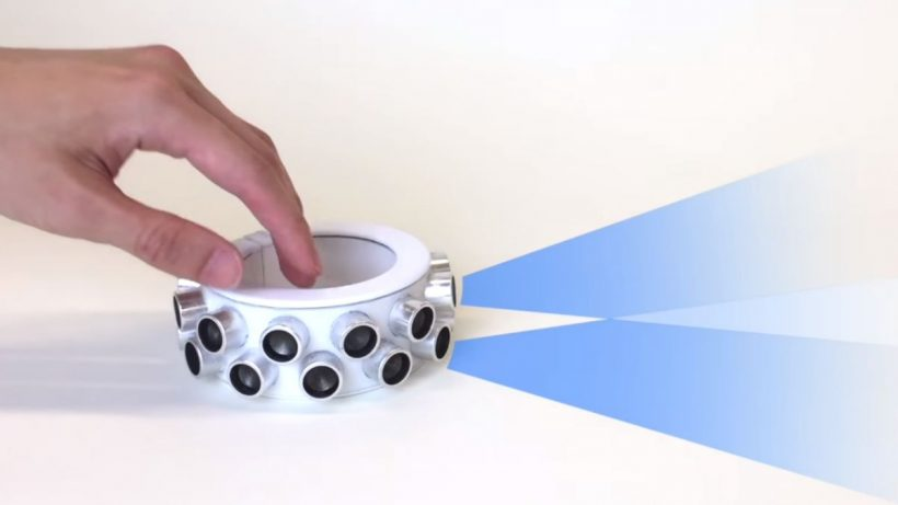 Bracelet Of Silence Jams Smart Speakers