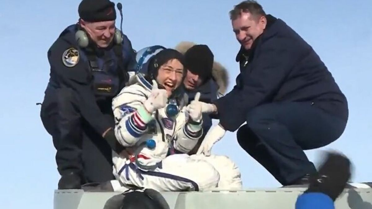 Astronaut Christina Koch's Record-Breaking Space Trip Will Inspire You