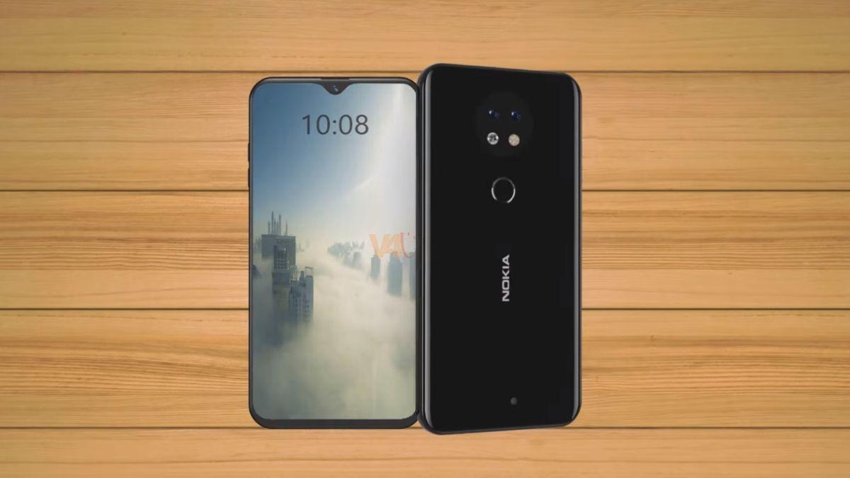 Nokia 5.2 Smartphone
