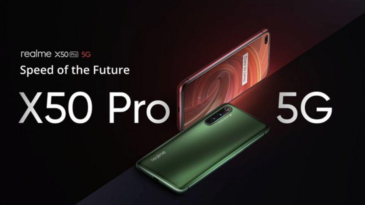 Realme X50 Pro 5G Smartphone
