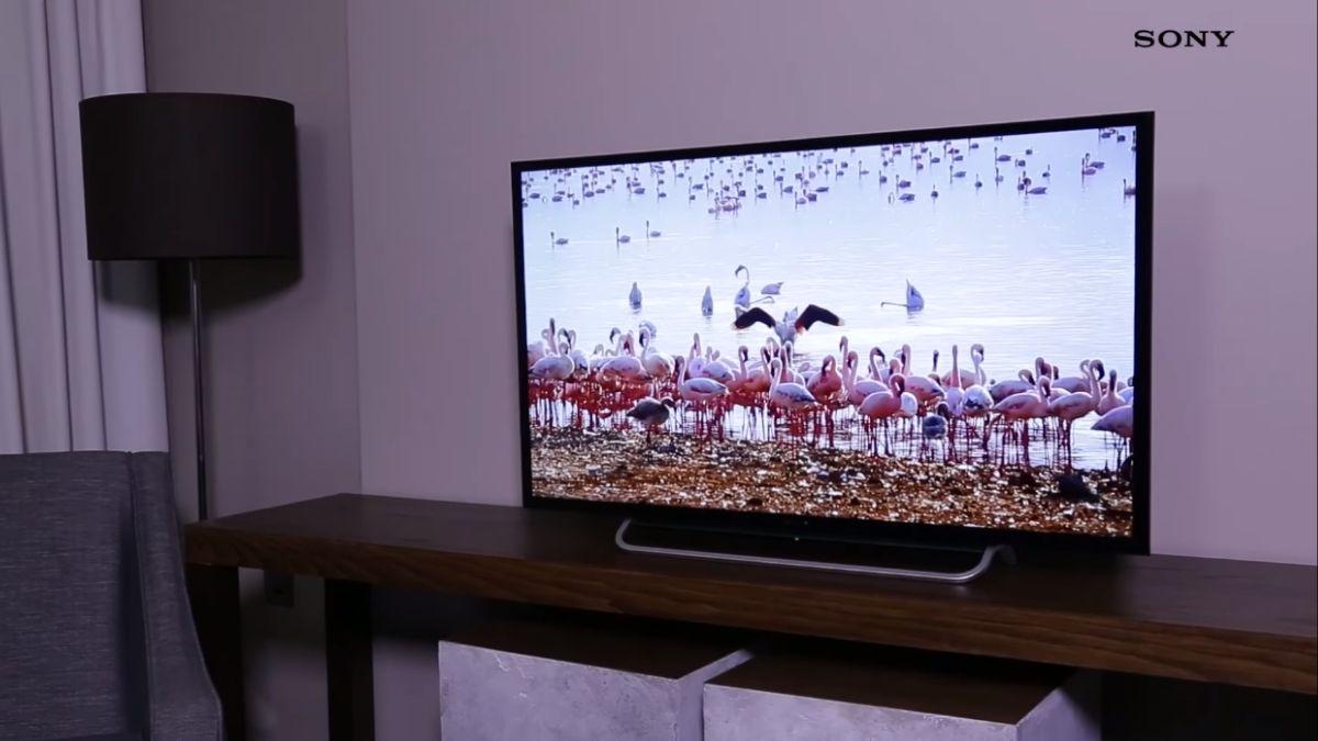 Sony W6 TV