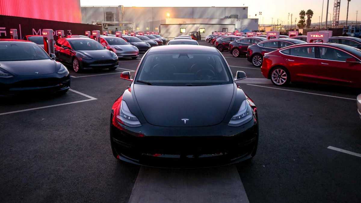 Tesla Automobiles