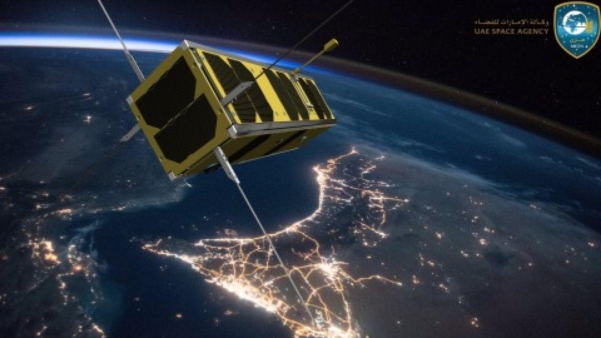PR Satelite