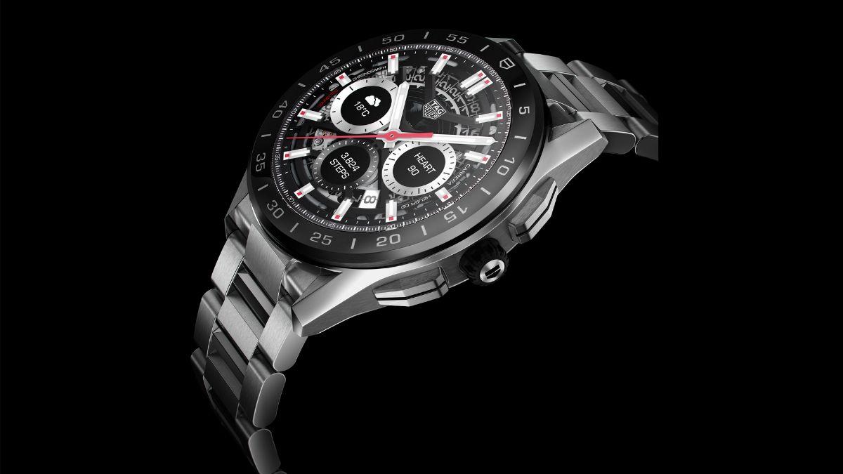 Heuer Smartwatch