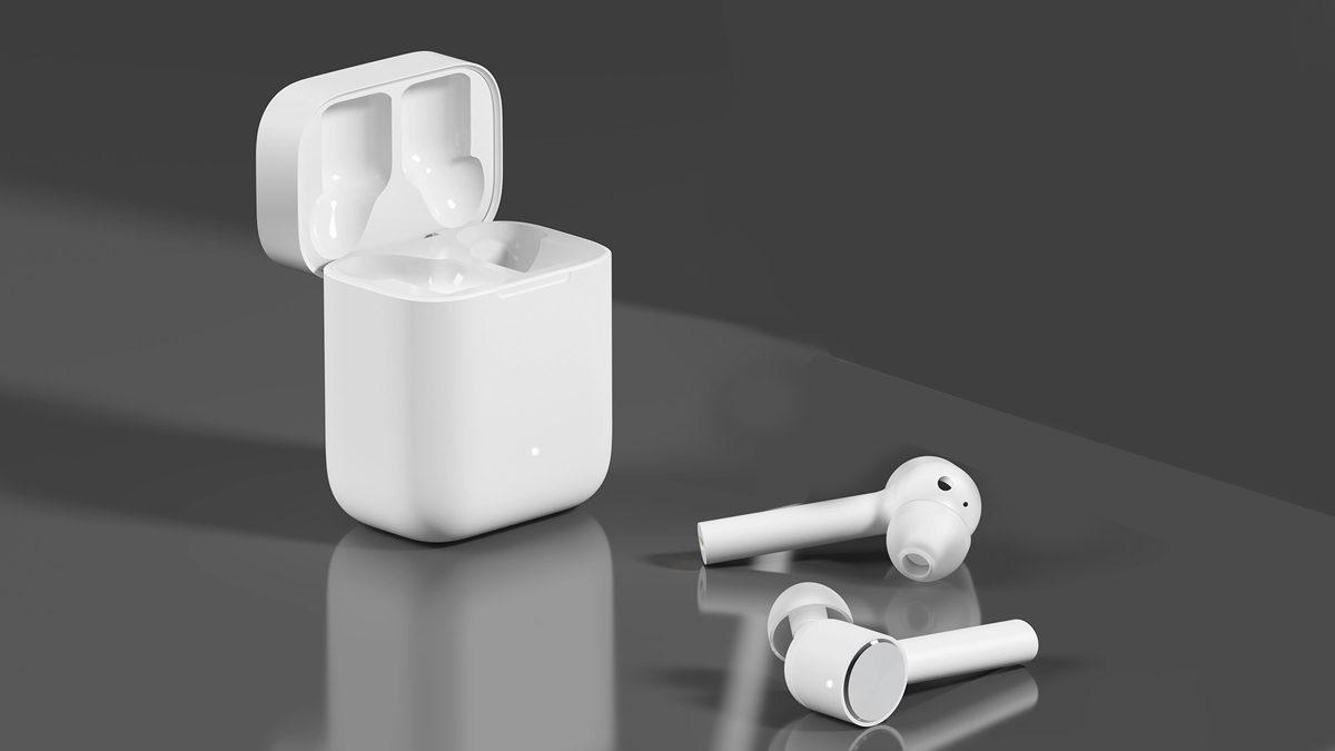Mi Earbuds Wireless Charging