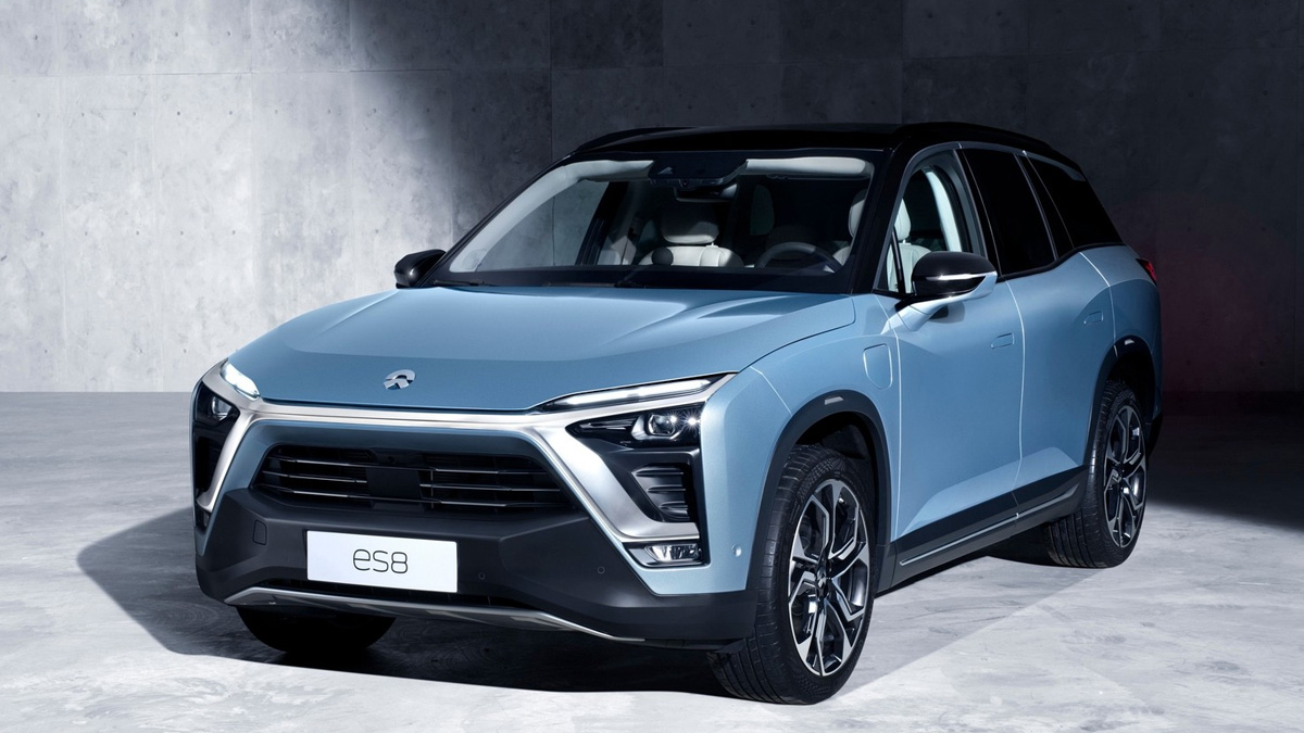Xiaomi Collab With Nio Cars