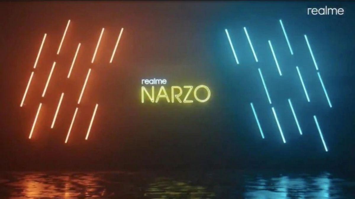 Realme Narzo Brand