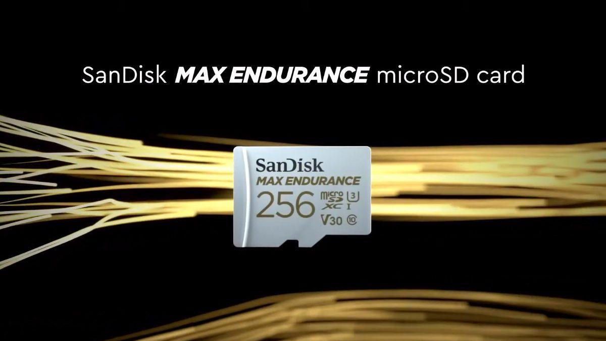 SanDisk Max Endurance