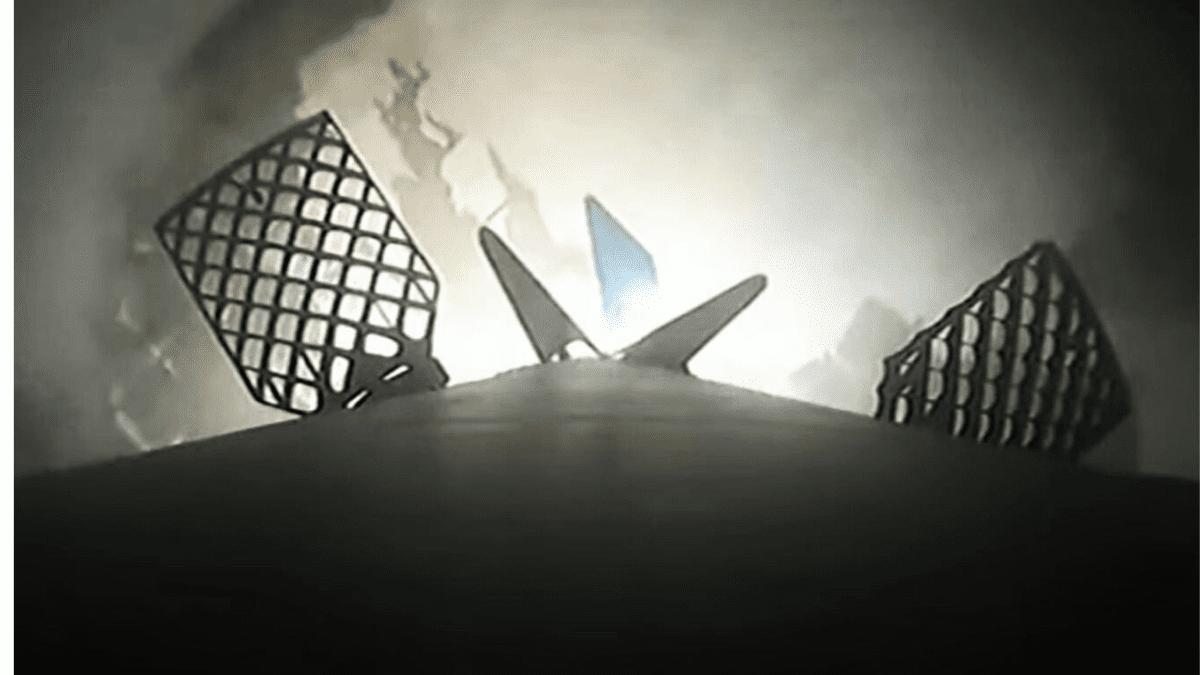 SpaceX Rocket Landing