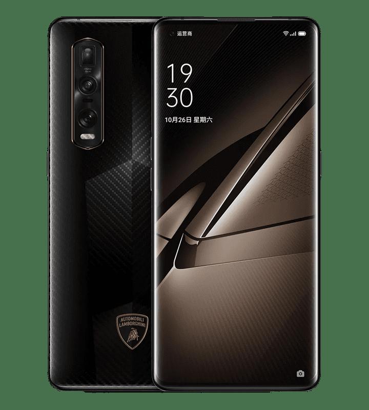 Oppo Find X2 Pro Lamborghini Edition