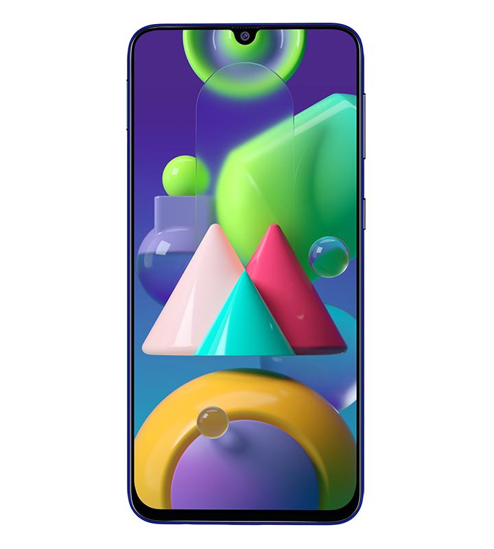 Samsung Galaxy M21 Front