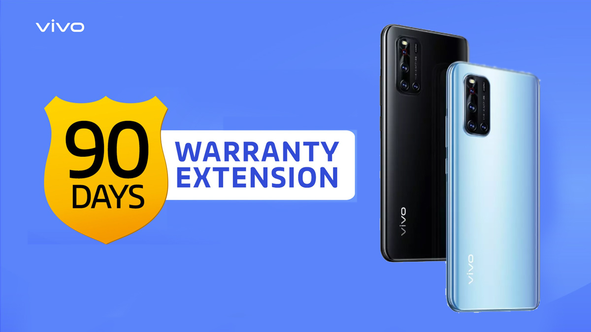 Vivo Extended warranty period