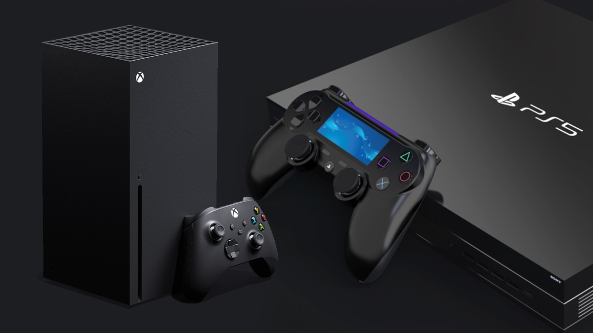 Xbox Series X And Playstation-5
