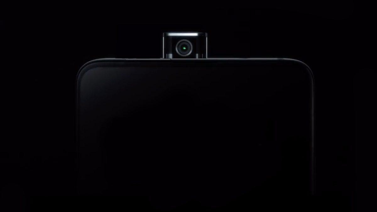 Xiaomi Popup Selfie Camera