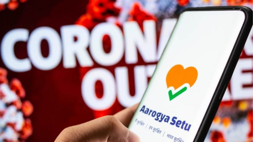 Aarogya Setu Mobile Application