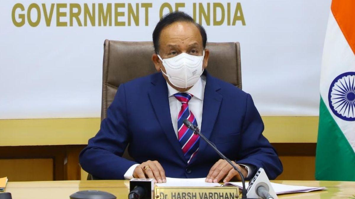 Union Health Minister