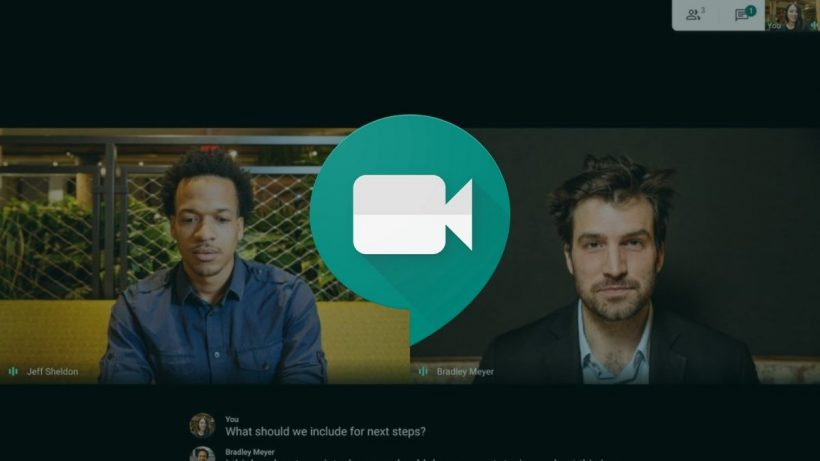 Google Meet premium video conferencing now free