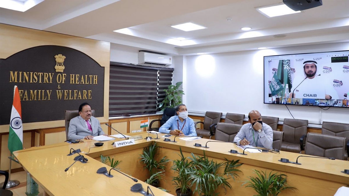Health Minister Meeting