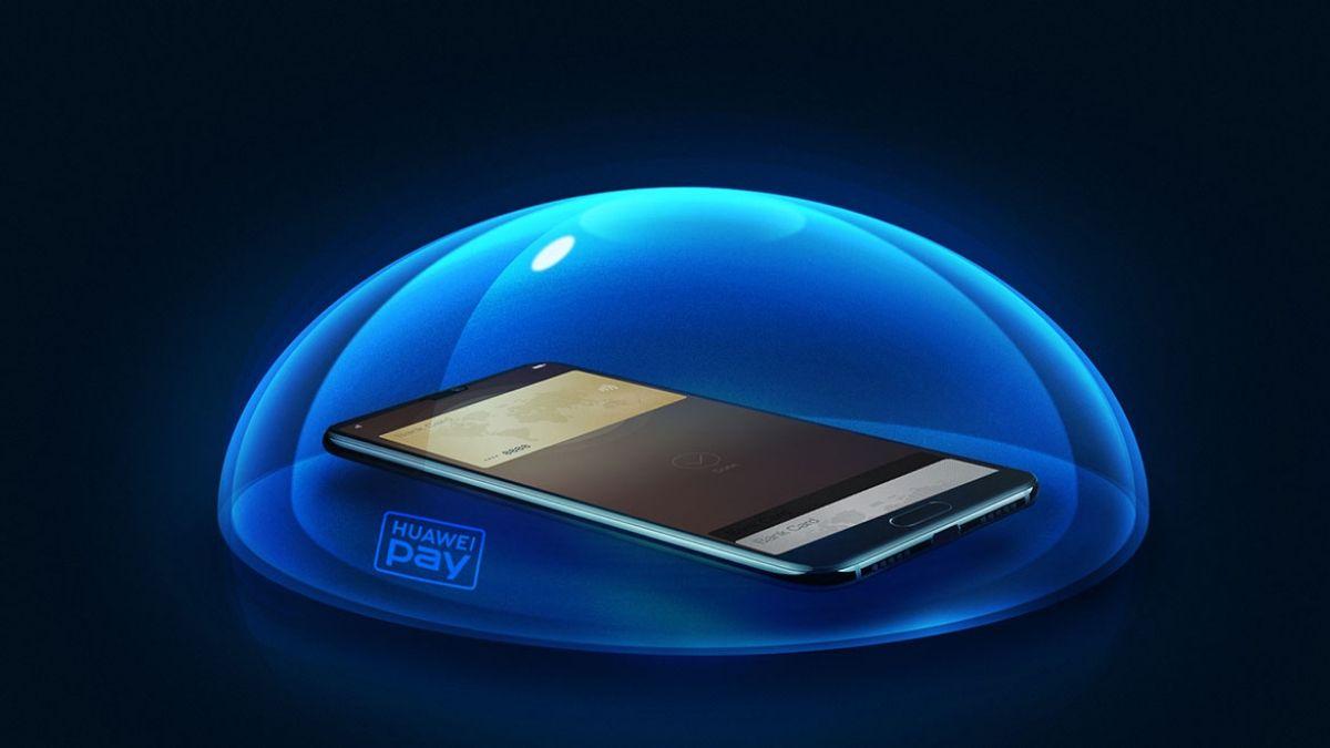 Huawei Credit Card