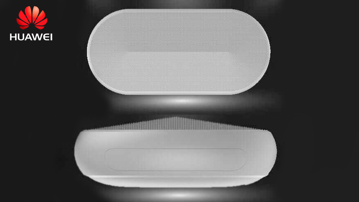 Huawei Smart Speaker Design