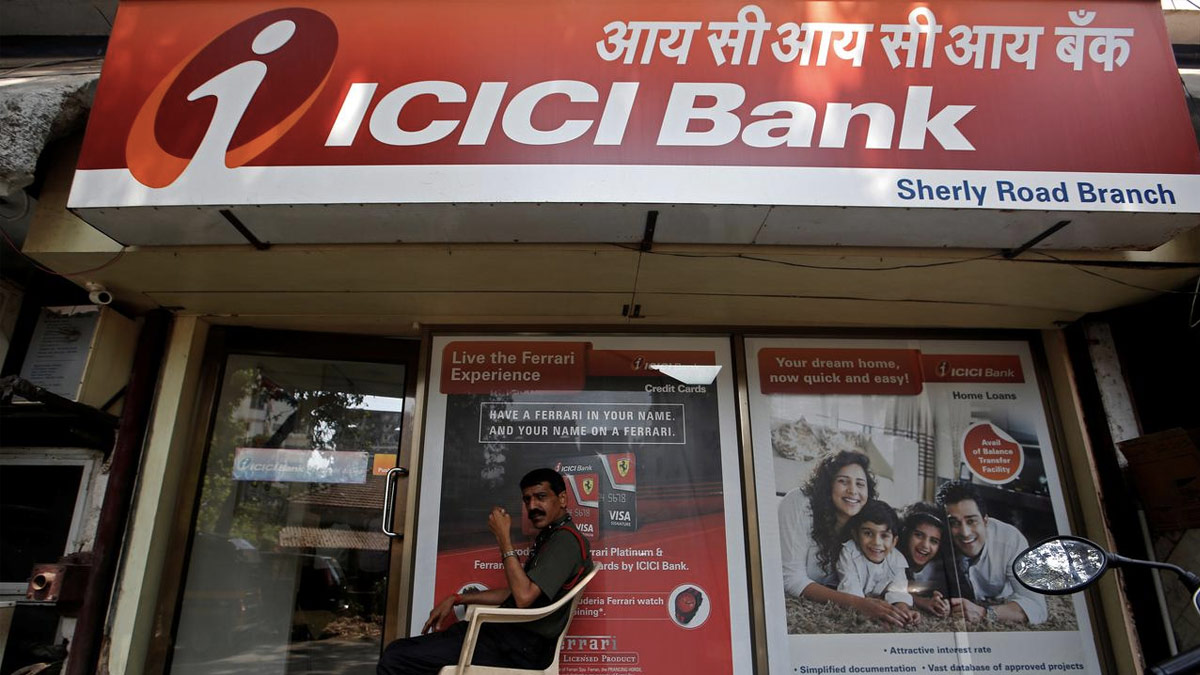 ICICI Bank Branch