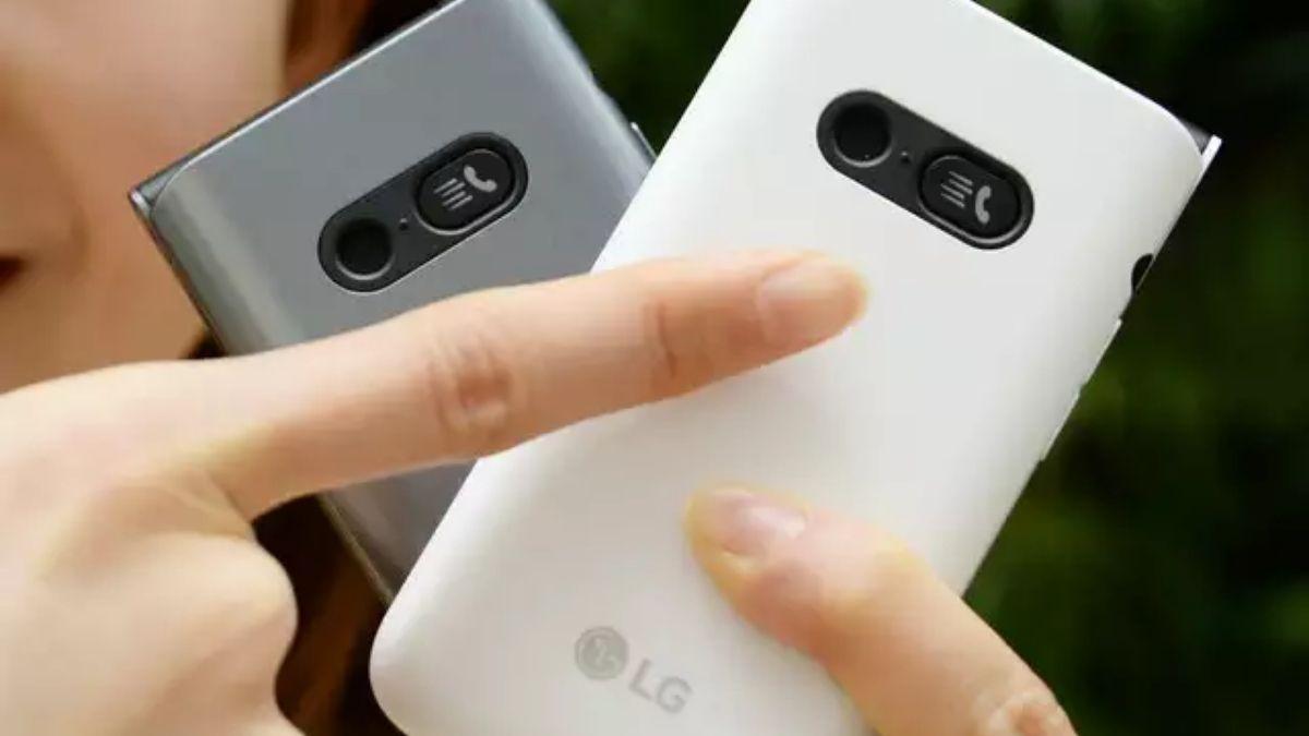 LG Folder 2 Flip Phone