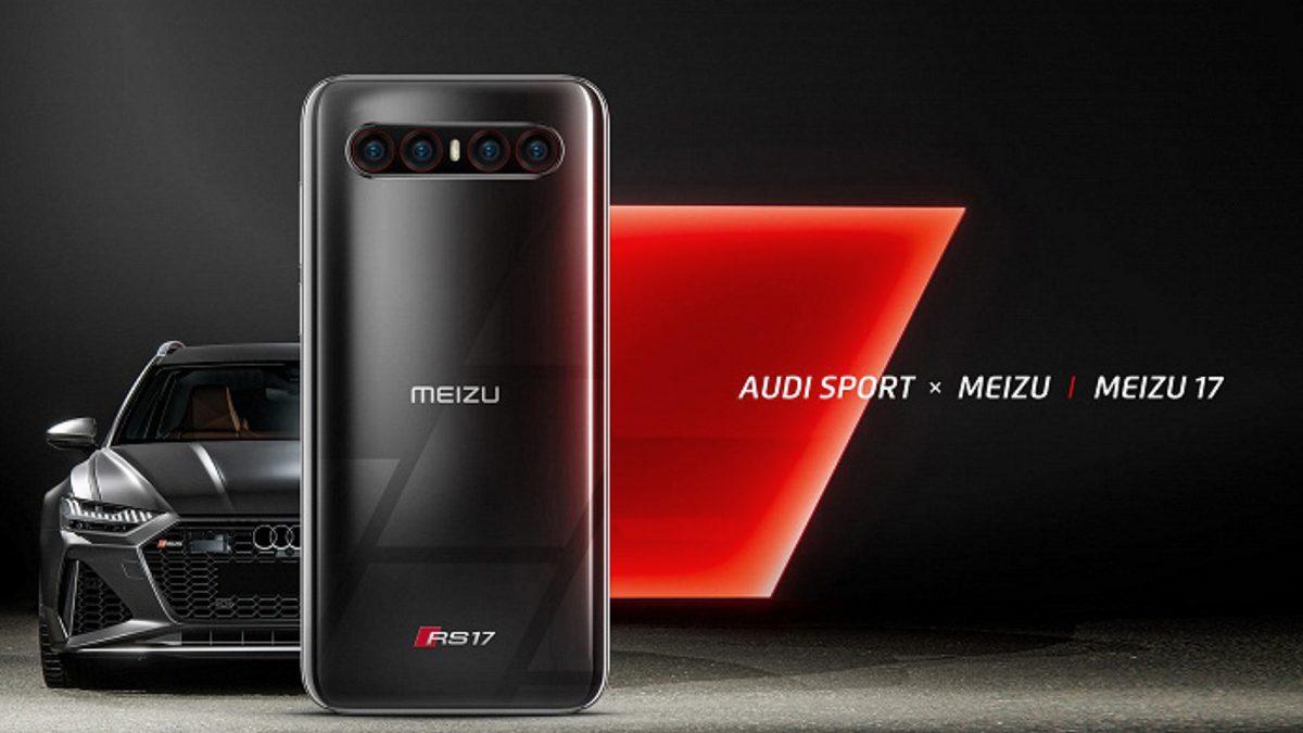 Meizu Audi