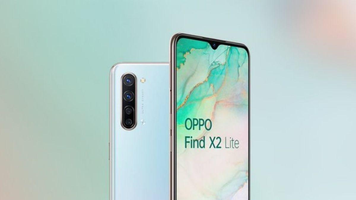 Oppo Find X2 Lite Smartphone