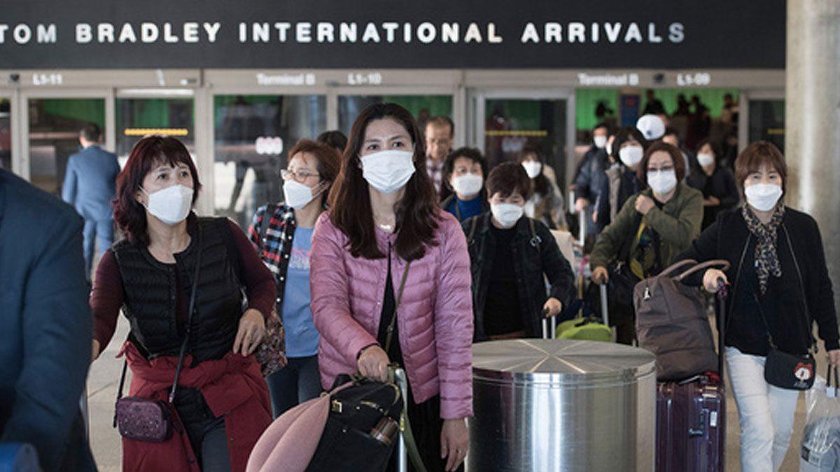 Passenger in US