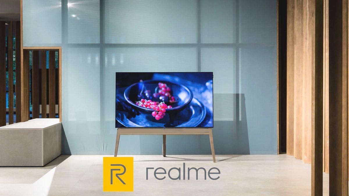 realme tv series